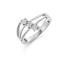 Tri-band ring